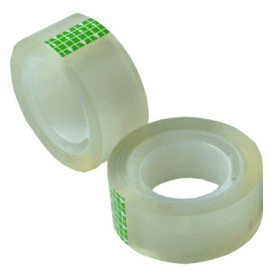 OEM New Crystal Clear Packing Tape pictures & photos