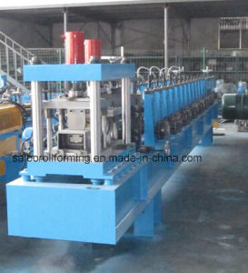 C Purlin Roll Forming Machine with Punching pictures & photos