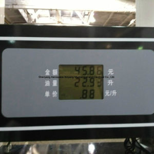 Fuel Dispenser of Single Nozzle with TV Set Available - Two Displays pictures & photos