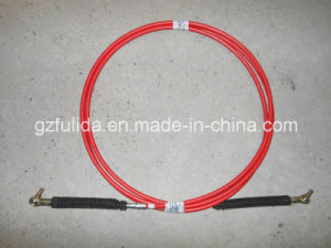 Auto Push Pull Cable/Auto Pto Cable for Russia Market pictures & photos