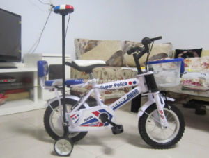 Super Police Kids Bicycle CS-T1203 in Hot Selling pictures & photos
