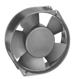 150mmx150mmx55mm High Performance Plastic Impeller DC15055 Axial Fan pictures & photos