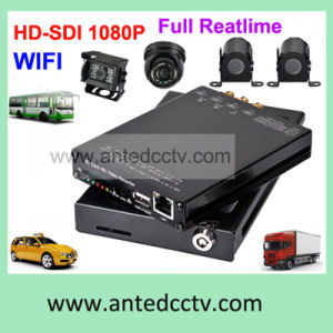 High Definition 3G 2/4 Channel Car Security System for Vehicle Bus Truck CCTV Video Monitoring pictures & photos