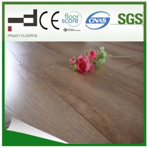 12mm Gery Oak Eir Sparking V-Bevelled American Style Water Proof Laminate Flooring pictures & photos