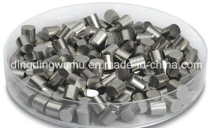 Pure Tungsten Contact for Electrical Vacuum Connector pictures & photos