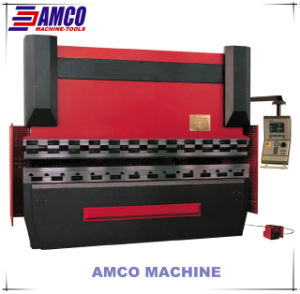 CNC Electro-Hydraulic Servo Synchro Press Brake WE67k-100x3200 pictures & photos