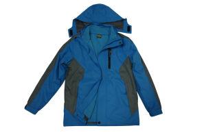 Fashion Mountaineering Climbing Wear Ski Jacket for Women (DSC06663)