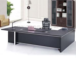 Cheap L Shape Office Furniture, Hot Sale Corner Office Desk (SZ-OD324) pictures & photos