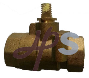 Brass Full Port Ball Valve (no handle) pictures & photos