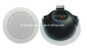 Full Range Ceiling Speaker with Plastic Cover pictures & photos