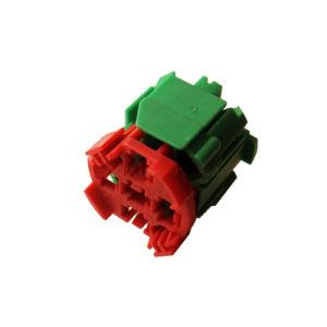 Automotive Sealed Circular Housing Connector 5 Pin Green pictures & photos