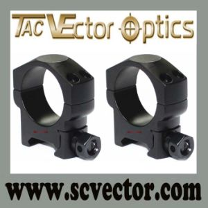 Vector Optics Tactical Low Profile Mark 30mm Weaver & Picatinny Scope Mount Ring pictures & photos