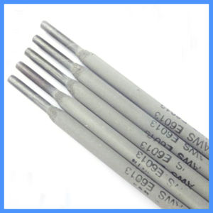 Low Carbon Welding Material Welding Electrode E6013 pictures & photos