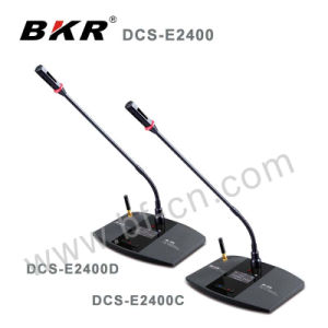 DCS-E2400C/D 2.4G Wireless Conference System pictures & photos