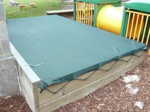 Waterproof Heavy Duty Sandpit Cover