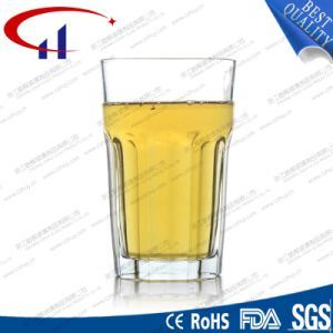 400ml Super Quality Glass Water Cup (CHM8033) pictures & photos