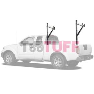 Truck Ladder Lumber Rack Side Mount Adjustable Steel