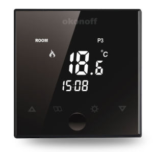 Programmable Electrical Floor Heating Thermostat with 485 Communication (X7-S-PE) pictures & photos
