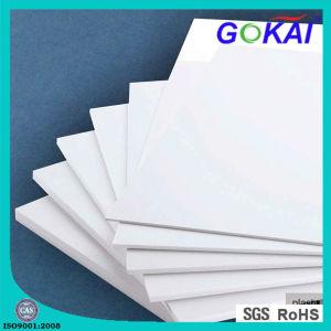 White PVC Foam Board pictures & photos