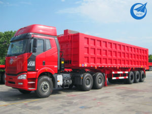 2015 Best Tri Axle High Quality Semi Dump Trailers pictures & photos