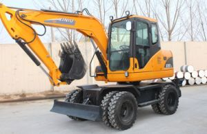 Wheel Excavator Hot Sale Best Price Best Quality Wheel Digger pictures & photos