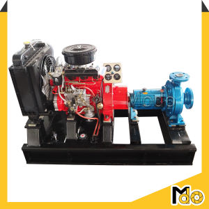 Diesel Movable Centrifugal Suction Pump for Clean Water pictures & photos