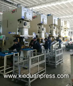 Japan JIS 1 200ton High Precision Punch Press pictures & photos