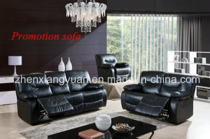 PU Leather Promotional Sofa, Living Room Furniture Recliners (A-3698)