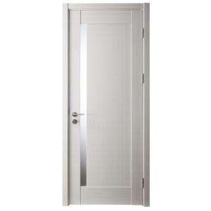 China Oppein Modern White High End Wooden Interior Door