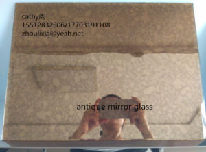 5mm-6mm Antique Mirror / Large Mirror Decorative Glass with ISO 9001 pictures & photos