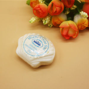 9g, 12g, 15g, 20g, 25g, 30g Transparent Soap // Hotel Soap // Cheap Hotel Soap // Flow Packed Soap // Hotel Soap 12 pictures & photos
