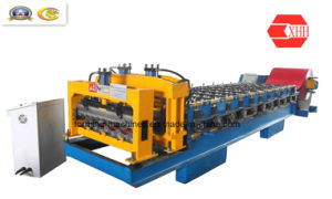 Color Steel Tile Roof Roll Forming Machine pictures & photos