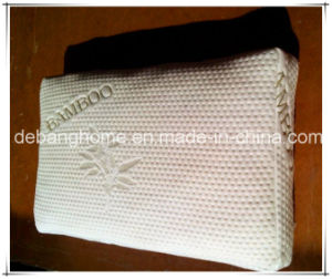 Shredded Memory Foam Bamboo Pillow pictures & photos