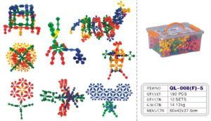 3D Soft Assembling Building Blocks