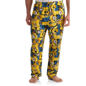 Despicable Me Big Men′s License Sleep Pants Pajamas
