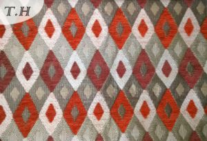 Panama Classical Design Chenille Upholstery Fabric (fth31891) pictures & photos