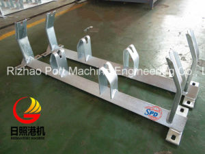 SPD Conveyor Idler Frame for JIS Standard pictures & photos