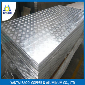 1050, 1060, 3003, 5052 Aluminum Tread Plate pictures & photos