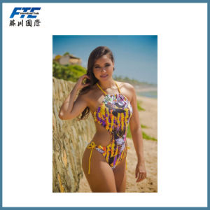 2017 Sexy Fashion Neoprene Sports Bikini for Girl pictures & photos