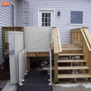 1m Handicapped Stair Lifts for Sale pictures & photos