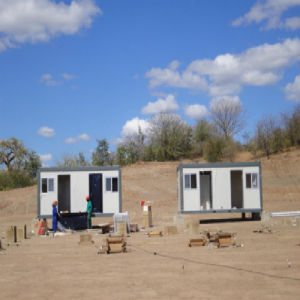 Prefabricated Flat Pack Mobile Home with Ce Certification (KXD-CH48) pictures & photos