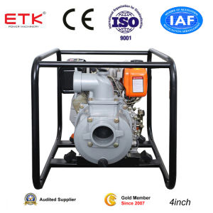 10HP Diesel Engine Pump Set (Big Tank) pictures & photos