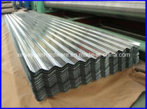 Sgch/SGCC/Dx51d+Z Corrugated Steel Metal Roofing Sheet pictures & photos