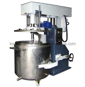 Coaxial Dispersing Mixer with Scraper pictures & photos