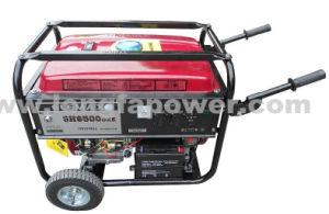 5kw Elemax Sh5900 Type Portable Electric Petrol Generators pictures & photos