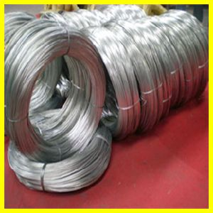 Electro Galvanized Steel Wire Iron Wire pictures & photos