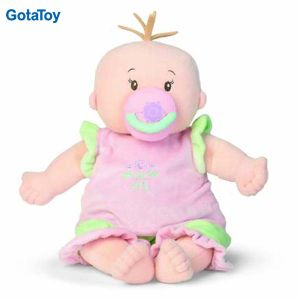 Custom Stuffed Plush Toy Baby Doll with Nipple Soft Toy Doll pictures & photos