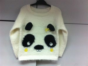 Lovely Panda Jumper - Girls Sweater pictures & photos