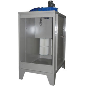 Industrial Powder Spray Booth (WX-BT) pictures & photos