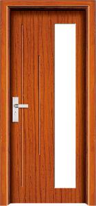 PVC Glass Door (WX-PW-185) pictures & photos